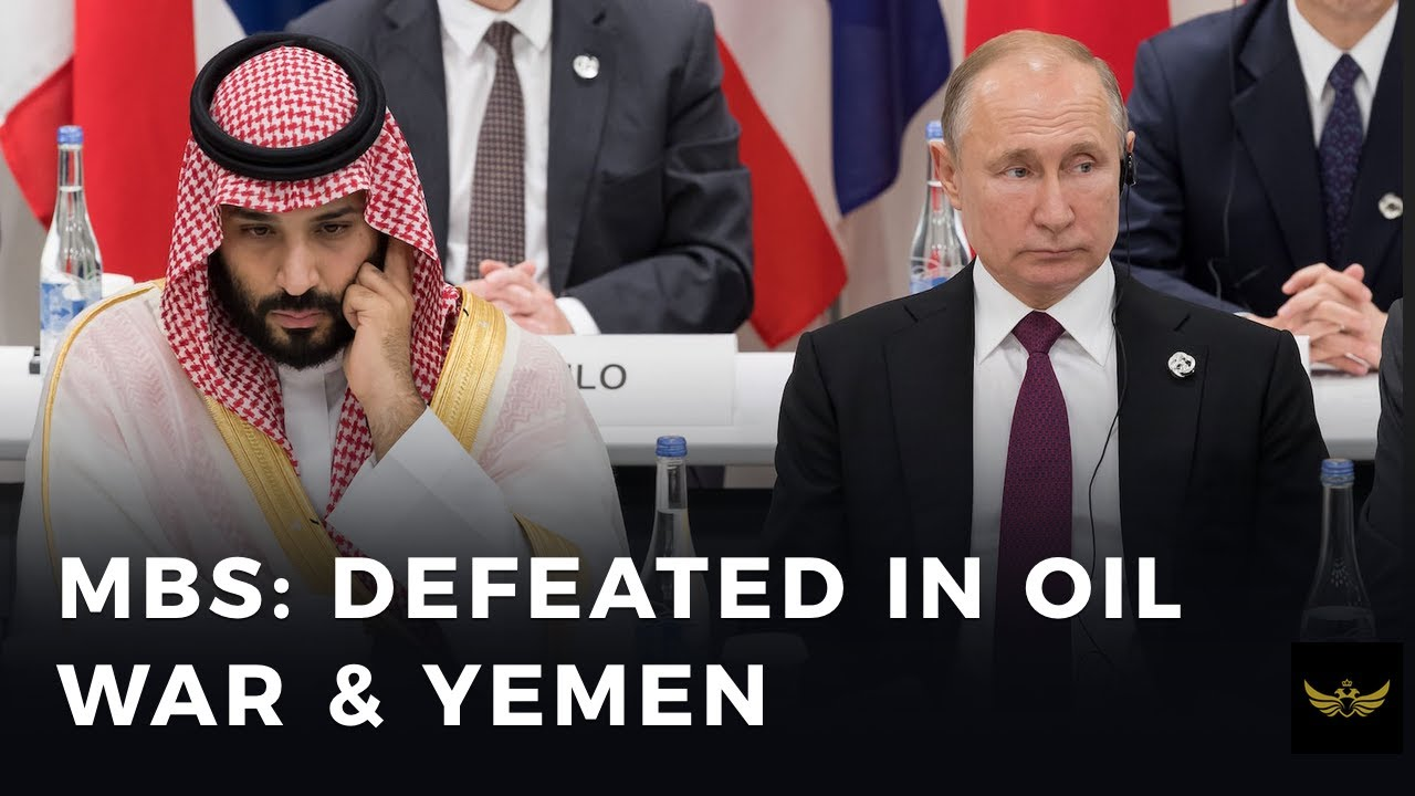 MbS: Defeated in oil price war, defeated in Yemen