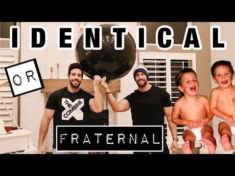IDENTICAL or FRATERNAL?  DNA RESULTS  *emotional*