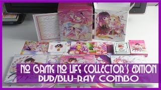 Anime Unboxing | No Game No Life Collector