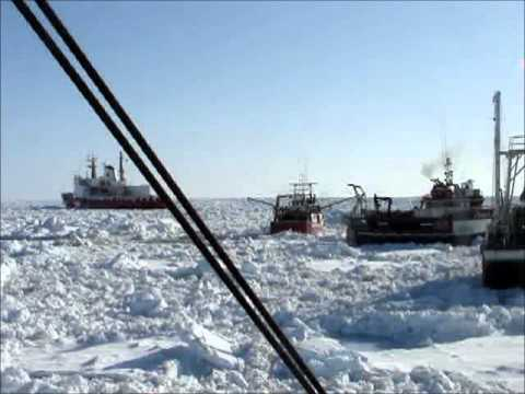 Stuck In The Ice ...2007.wmv