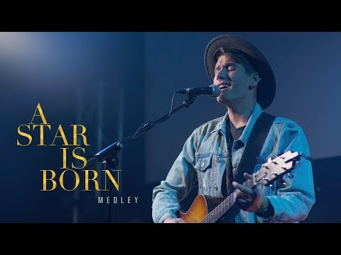A Star Is Born Medley - Shallow, Black Eyes, Always Remember Us, Maybe It's Time (VÂN SCOTT Cover)
