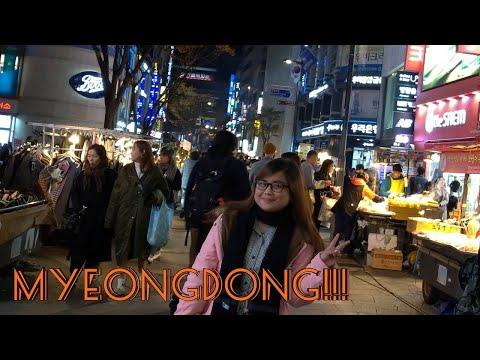 Last day in Korea - Hyundai Cruise, Myeongdong, Bukchon Hanok Village & Dongdaemun | Lea Castillo