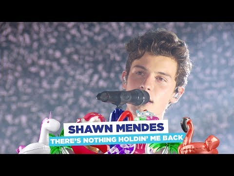 Shawn Mendes - &39;There&39;s Nothing Holdin&39; Me Back&39;  at Capital&39;s Summertime Ball 2018