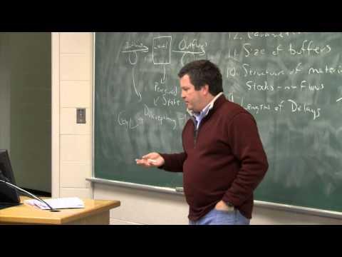 "Jon Erickson: ""Policy Design in Ecological Economics"""