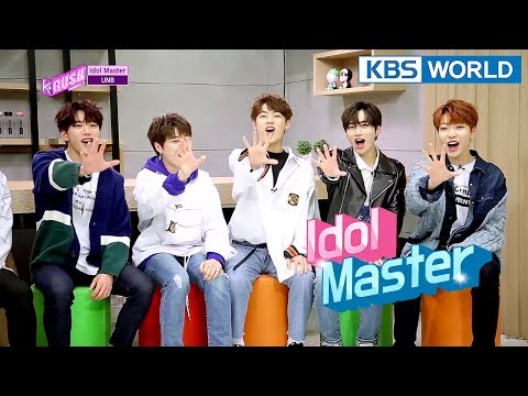Today's GUEST : UNB [KBS World Idol Show K-RUSH3 / ENG,CHN / 2018.04.13]