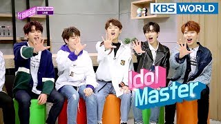 Today's Guest : Unb [kbs World Idol Show K Rush3 / Eng,chn / 2018.04.13]