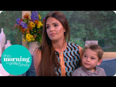 Danielle Lloyd: 'I Think My Son Has Asperger's' | This Morning
