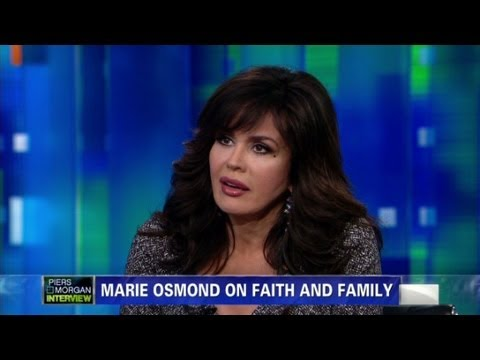 Marie Osmond on religion and Romney