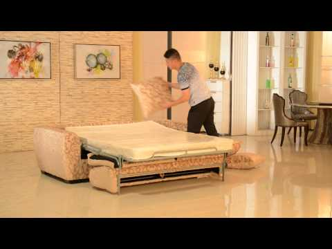 Sleeper Sofa China Supplier Foldable Sofa Bed Living Room Set American Style Sofa
