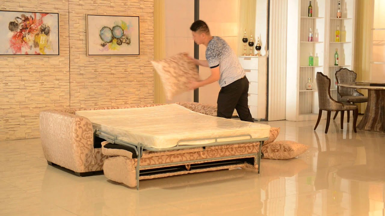 Sleeper Sofa China Supplier Foldable Sofa Bed Living room set