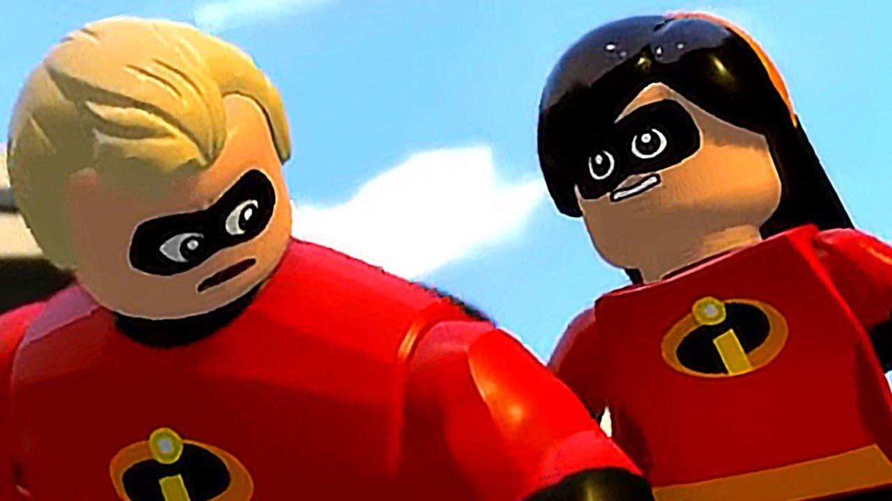 LEGO The Incredibles 2 Full Video Game Walkthrough