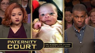 Couple Comes Back To Paternity Court For Seconds (Full Episode)   Paternity Court