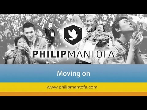 Kotbah Philip Mantofa : Moving On