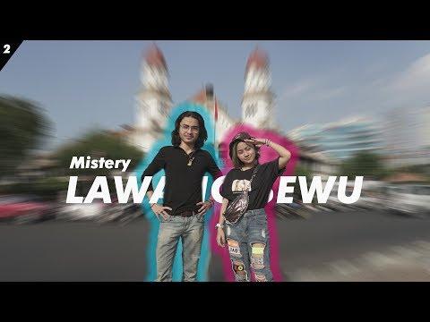 ALICE VLOG 2 - Mistery Lawang Sewu & Show Di Pati