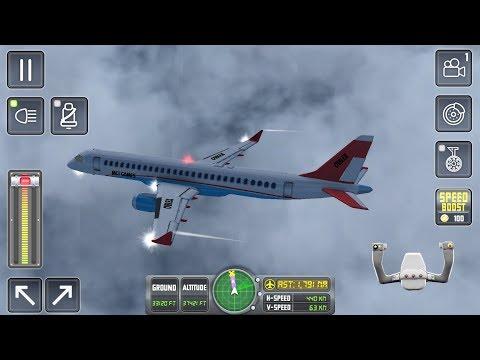 Flight Sim 2018 (Ovilex Software) #6 UNLOCK NEW AIRPLANE - Flight Game Android/iOS Gameplay FHD