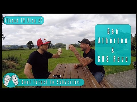 Gee Atherton Interview & BDS Revolution Bike Park