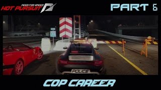 Need for Speed Hot Pursuit (PS3) - Cop Career [Part 6]