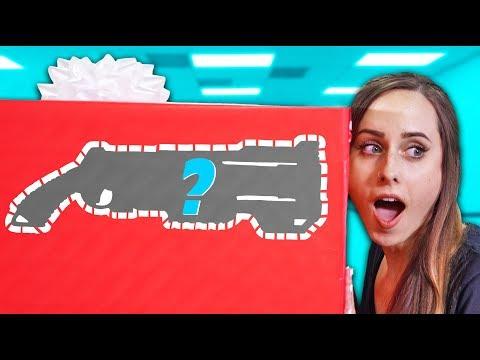 NERF Mystery Box Challenge! [Ep. 2]