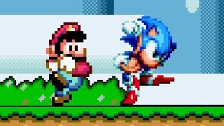 6 ways Sonic can beat Mario in a race