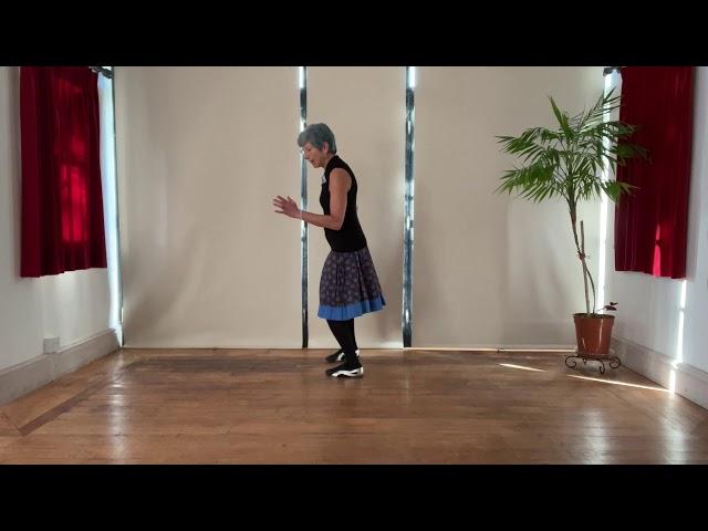 Swedish Folk Minuet #3 - Figure 2