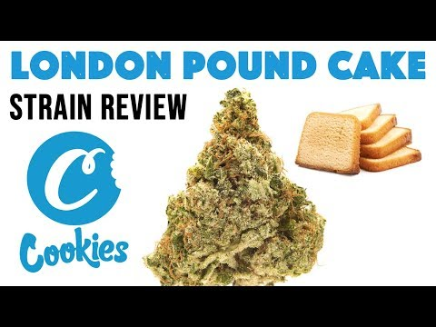 STRAIN REVIEW: LONDON POUND CAKE - YouTube