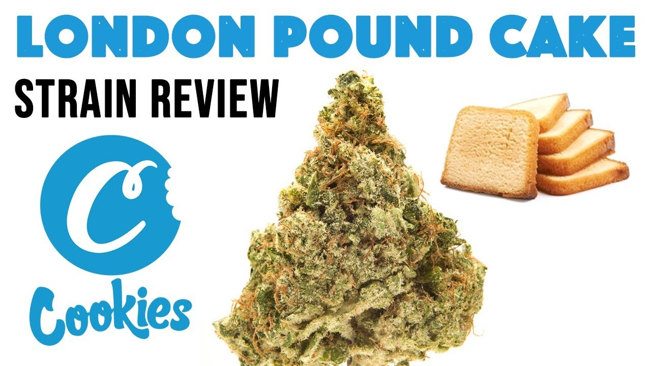 STRAIN REVIEW: LONDON POUND CAKE