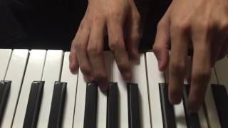 清竜人の「ヘルプミーヘルプミーヘルプミー」をピアノで弾きました.