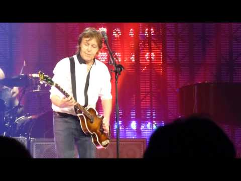 PAUL McCARTNEY INDIANAPOLIS JULY 14th. BANKERS FIELD * HI HI HI