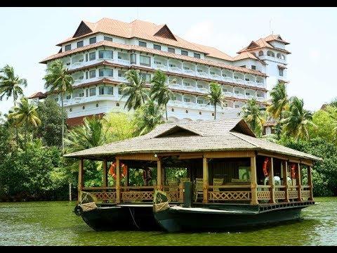Hotel Raviz Kollam Kerala Premium Room