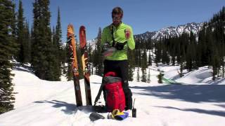 Backcountry skiing tip - Safety Gear you should have in your pack