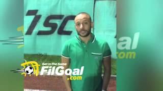 FilGoal.com وائل رياض