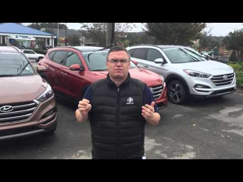 Hello Klint, Check out this video on the 2015 Hyundai Tucson at Tameron Hyundai in Hoover, AL