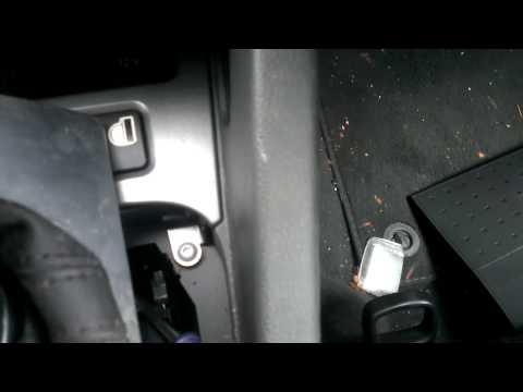 VW Jetta neutral override trick