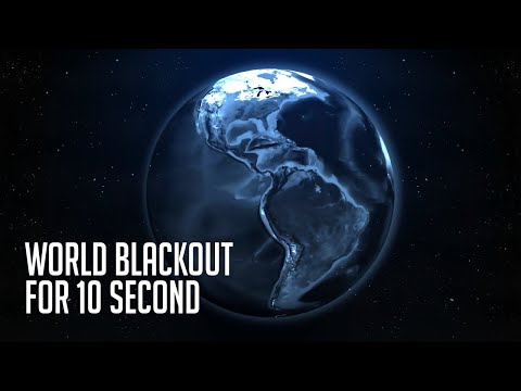 What If The Earth Went Totally Dark For 10 Seconds?