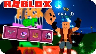 DO I HAVE THE WORLD TOP? WTF ROBLOX HALLOWEEN SIMULATOR