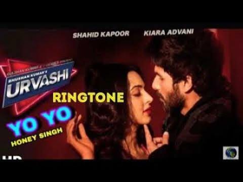 urvashi yo yo honey singh song ringtone download