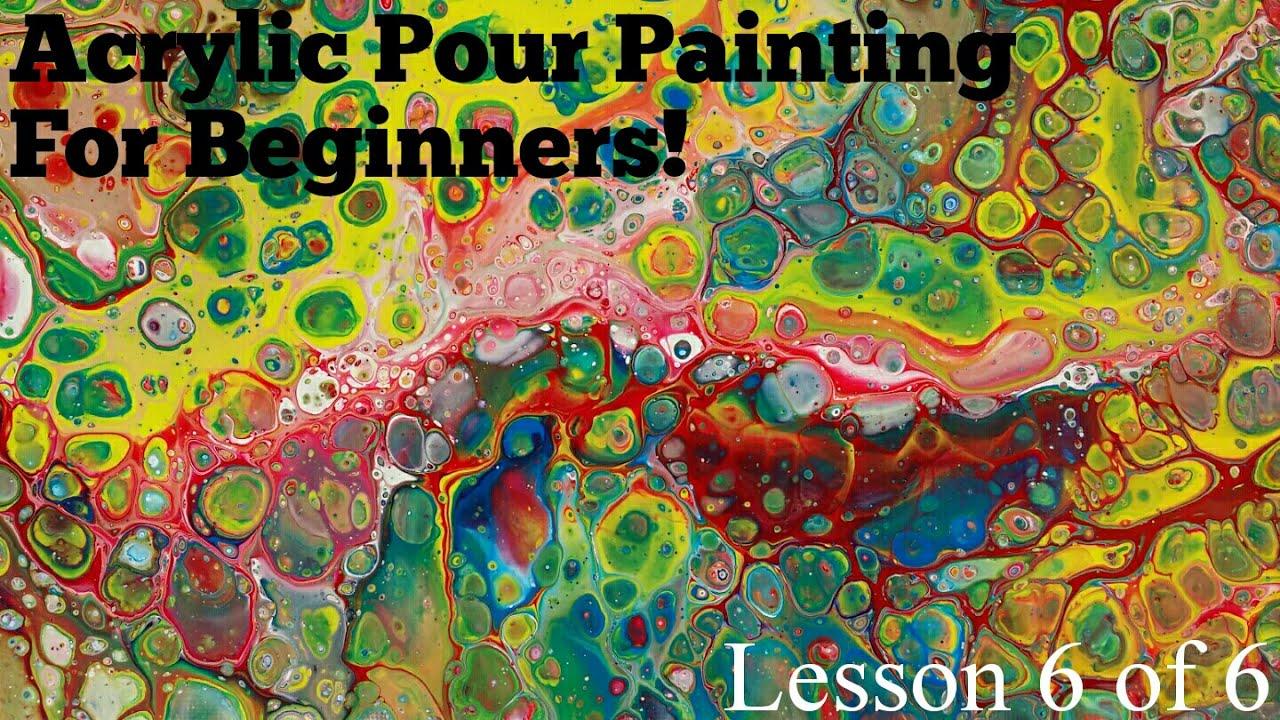 dessin et peinture - vidéo 2163 : des nouveautés après des tests ... - Difference Peinture Acrylique Et Vinylique