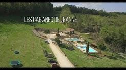 Les Cabannes de Jeanne