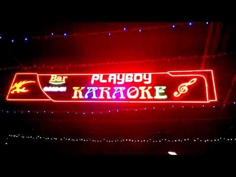 Bảng LED nháy 7 màu karaoke PlayBoy - Đông Anh - Hà Nội