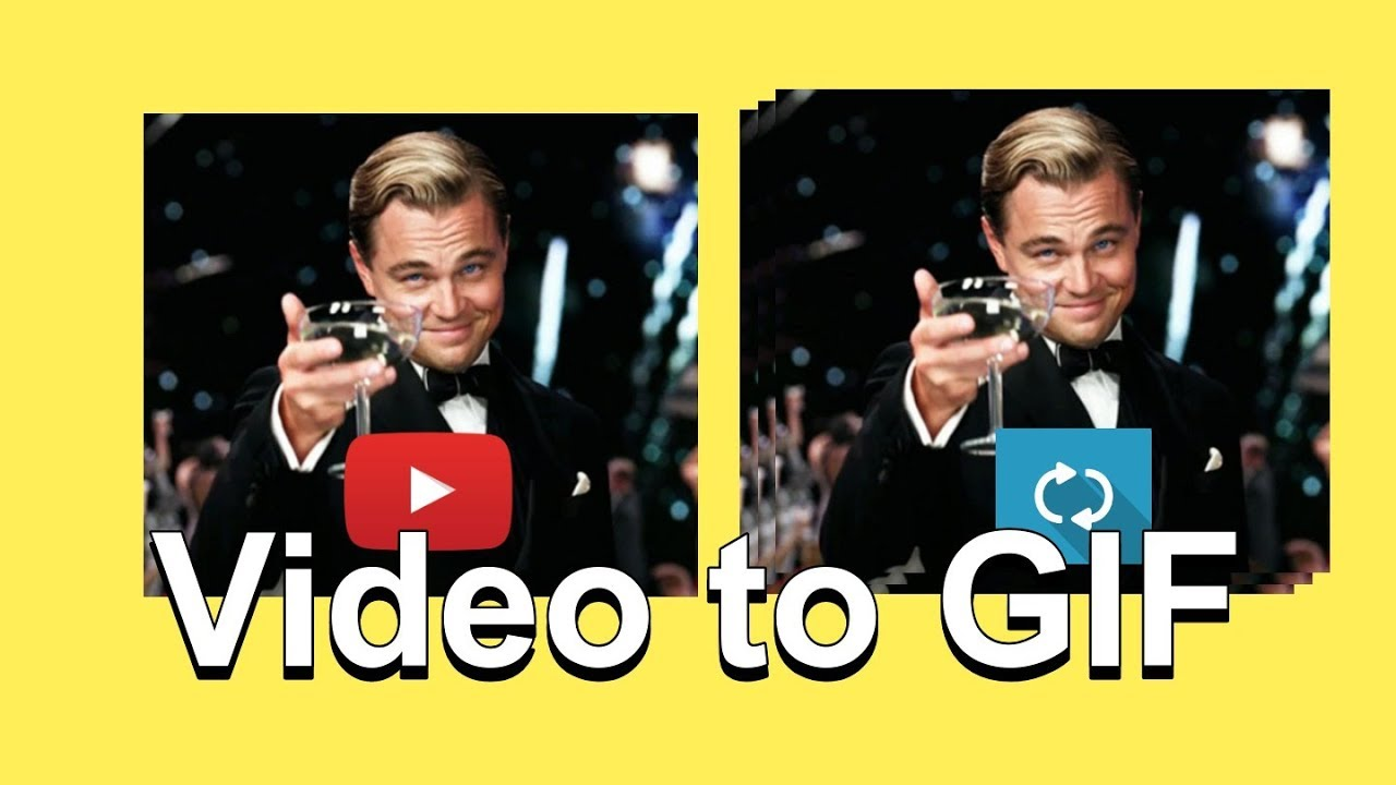 How to Make a GIF from YouTube Video (For Free)