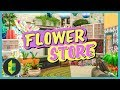 FLOWER STORE - The Sims 4 Build