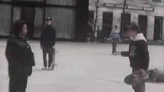 Apple Juice   Vintage NYC Skateboard Documentary FROM 1990