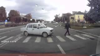Авария на переходе Винницкая область