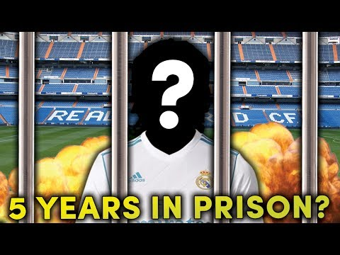 Real Madrid Superstar To Face 5 Years In Jail?! | Futbol Mundial