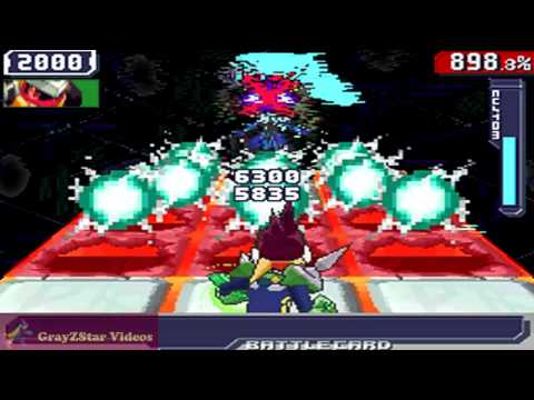 Megaman Starforce 3 (X) - An Ace And A Diamond