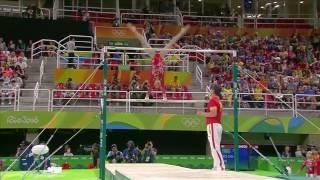 Fan Yilin 2016 Olympics QF UB