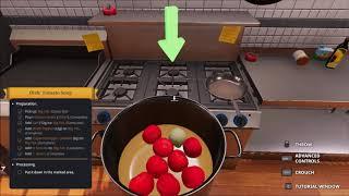 Ni ludu: Cooking Simulator #4 – Balailo