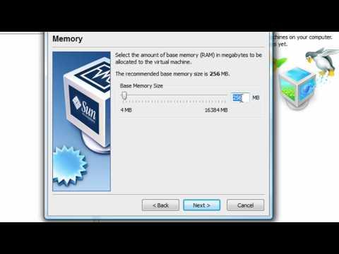 How to Setup a Virtual Machine