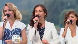 """Утренний эфир с Real Jam! """"Доброе утро"""" на Первом Канале!"""