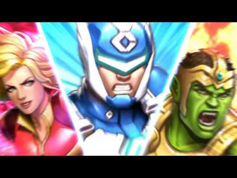 Full House Casino: Super Heroes Slot Game Update!